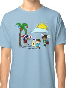 Christmas in July (Color) Classic T-Shirt