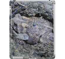 Mr. Toad iPad Case/Skin
