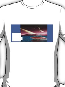 Space Boat T-Shirt