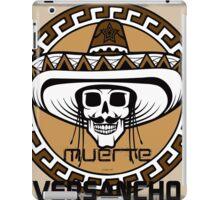 Versancho - Muerte by Jeronimo Rubio 2016 iPad Case/Skin