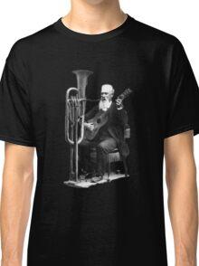Vintage Music - Guitar & Tuba Classic T-Shirt