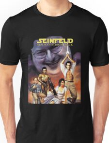 Newman Strikes Back Fan Art Unisex T-Shirt