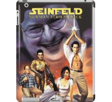 Newman Strikes Back Fan Art iPad Case/Skin