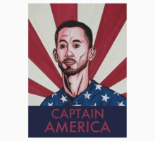 """Clint Dempsey: Captain America"" by Adam Campbell"