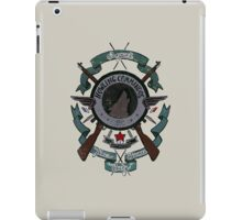 Sgt James Bucky Barnes (blue) iPad Case/Skin
