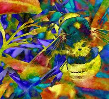 Bumble Bee 1 by JillBlackwood