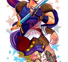 Phantom Blood by cocokat