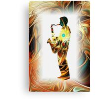 Music - From the Heart Canvas Print