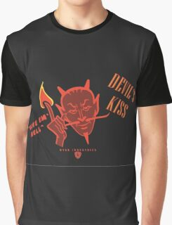 Devils Kiss Graphic T-Shirt
