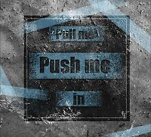 Pull me and Push me by CastleDownpour