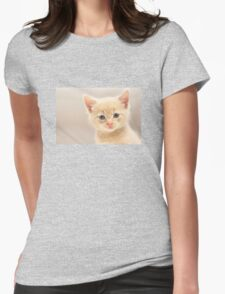 Ginger Kitten (Clothing Products) Womens Fitted T-Shirt