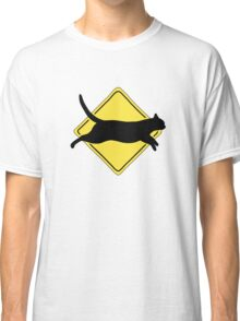 Cats Can Run up to 30 MPH Classic T-Shirt