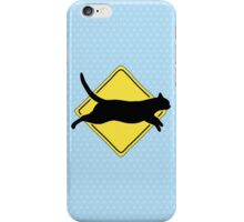 Cats Can Run up to 30 MPH iPhone Case/Skin