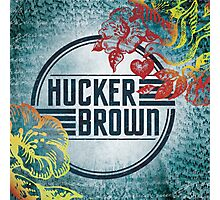 Hucker Brown - album cover Photographic Print