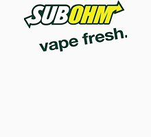 Sub Ohm Vape Fresh Unisex T-Shirt