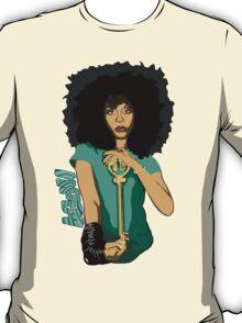 Badu Key To Music T-Shirt