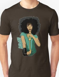 Badu Key To Music T-Shirt