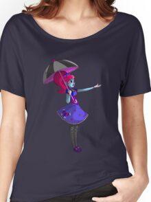 Umbrella Girl Women's Relaxed Fit T-Shirt