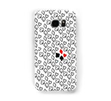 Suit of Cards Samsung Galaxy Case/Skin