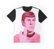 Mr.Spock Graphic T-Shirt
