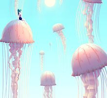 Jellyfish Dreams by radissonclaire
