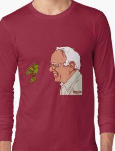 Bernie Sanders Birdie Sanders for President Long Sleeve T-Shirt