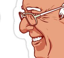 Bernie Sanders Birdie Sanders for President Sticker