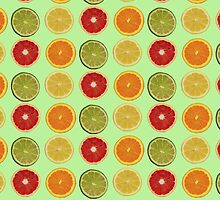 Citrus Fruit 1 by Joe Bolingbroke
