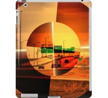 The Evening Drive Home iPad Case/Skin