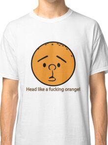 Karl Pilkington - Head like a fucking orange! Classic T-Shirt