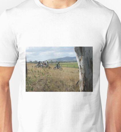 MOTOCROSS ENDURO Unisex T-Shirt