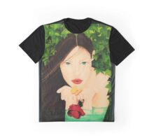 Papillon Graphic T-Shirt