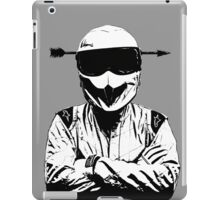 I'm The Stig's Wacky Cousin iPad Case/Skin