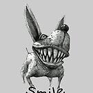 Smile Dog by Tom Godfrey