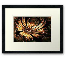 Phoenix Nest Framed Print