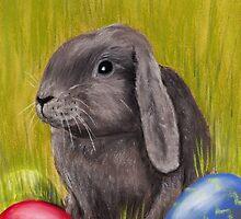 Easter Bunny by Anastasiya Malakhova