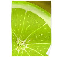 Lime Poster