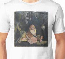 Depressed Monkey Unisex T-Shirt