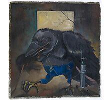 Old Crow Photographic Print