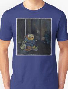 Homeless Fish Unisex T-Shirt