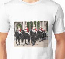 Royal Household Cavalry, London, England Unisex T-Shirt