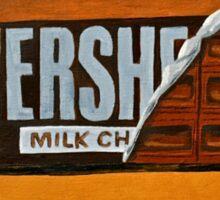 Hershey Bar  Sticker
