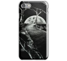 Unto the Moon iPhone Case/Skin