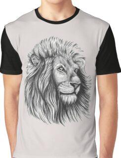 Lion. Graphic T-Shirt