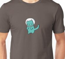Astronaut Cat Unisex T-Shirt