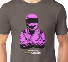 I'm The Stig's Gay Cousin Unisex T-Shirt