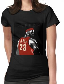 King James Womens Fitted T-Shirt