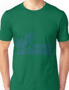 Blue Great Wave Mount Fuji Shirt Unisex T-Shirt
