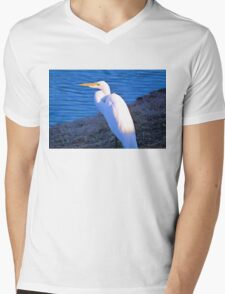 The Great White Egret T-Shirt