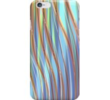 Abstract Waves Pattern iPhone Case/Skin